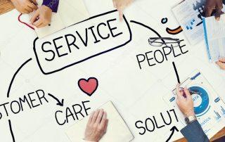 A prestação de serviço no e-commerce como estratégia