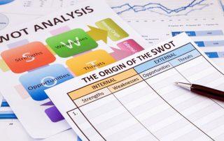 Análise SWOT no e-commerce