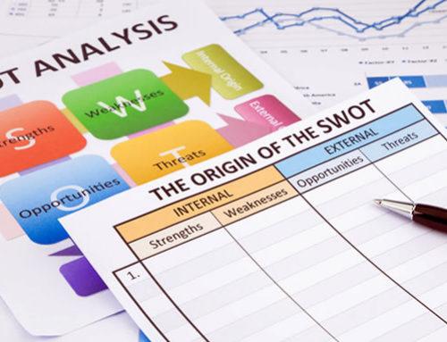 Análise SWOT no comércio eletrônico