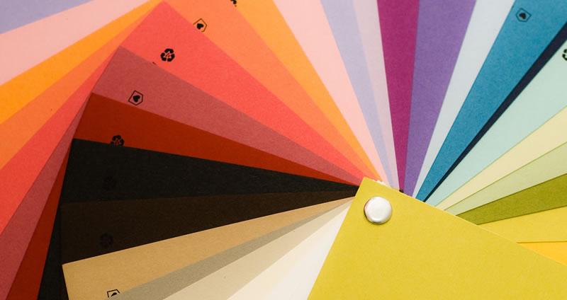 Importância das cores no comércio eletrônico