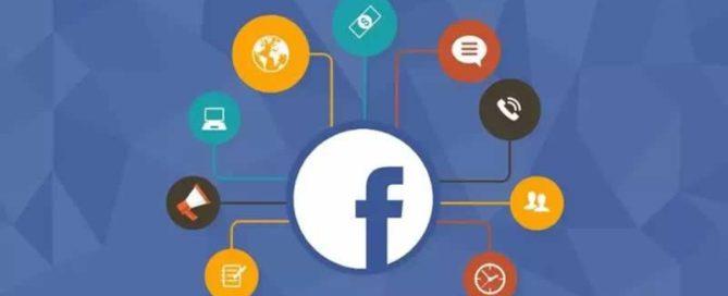 Erros em uma página no Facebook