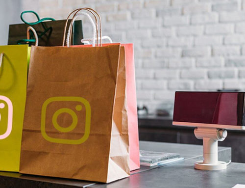 E-commerce de moda no Instagram