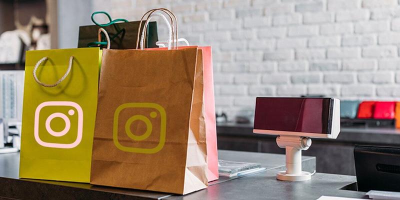 E-commerce de moda no Instagram