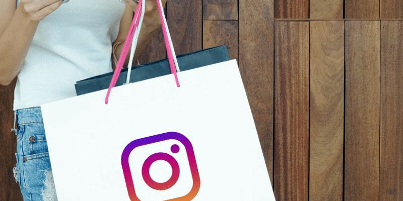 Loja virtual de moda no Instagram